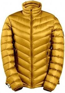 Żółta kurtka Pajak Sport w stylu casual