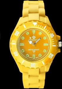 ZEGAREK DAMSKI PERFECT ICE 2- TRUE COLOR - yellow (zp700d) - Żółty