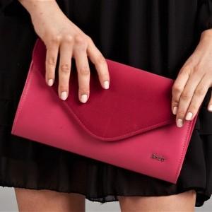 eb815dd7a7f8e torebki kopertówki zamszowe - stylowo i modnie z Allani