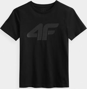 Czarna bluza 4f