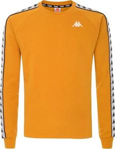 Koszulka z długim rękawem Kappa z bawełny w sportowym stylu