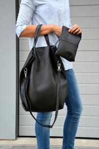 Torebka Bags 4 Joy na ramię matowa duża