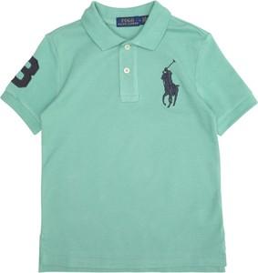 Koszulka dziecięca POLO RALPH LAUREN z dżerseju z krótkim rękawem