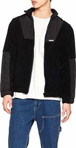 Czarna kurtka amazon.de w stylu casual