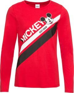 Czerwony t-shirt Disney