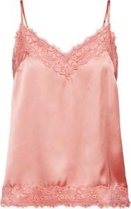 Różowa bluzka Pieces