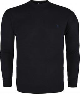 Granatowy sweter N*m*y z wełny