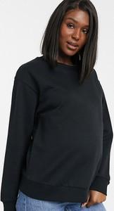 Czarna bluza Asos z bawełny
