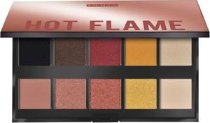 Pupa, Makeup Stories, paleta cieni do powiek, 002 Hot Flame, 18 g