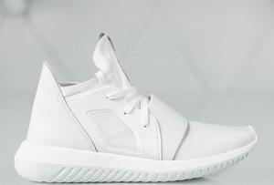 Buty sportowe Adidas w sportowym stylu tubular