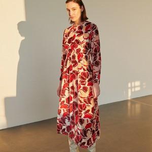Sukienka Reserved w stylu casual z dekoltem w kształcie litery v