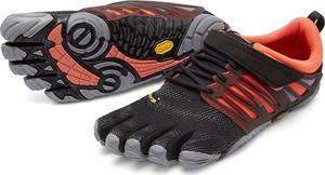 Buty sportowe Vibram Fivefingers sznurowane z płaską podeszwą