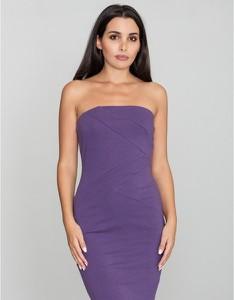 Sukienka Figl mini dopasowana