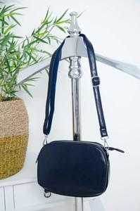 Niebieska torebka Olika