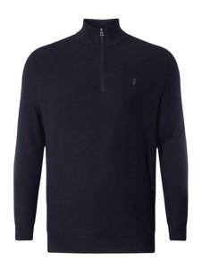 Granatowy sweter Polo Ralph Lauren Big & Tall z bawełny