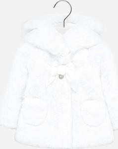 Płaszcz dziecięcy Mayoral z bawełny