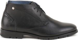 Akardo czarne buty zimowe