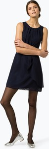 Sukienka Swing prosta mini w stylu casual