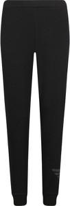 Czarne spodnie sportowe Emporio Armani w sportowym stylu