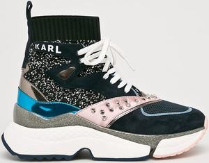 Buty sportowe Karl Lagerfeld