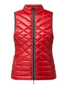 Czerwona kamizelka Gil Bret w stylu casual