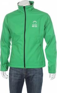 Zielona kurtka Sioen w sportowym stylu