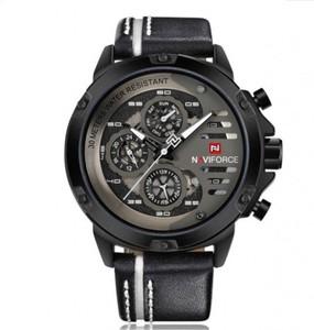 Męski zegarek NAVIFORCE 9110 black&grey