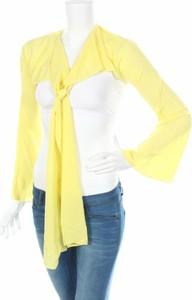 Żółta marynarka Patrizia Pepe