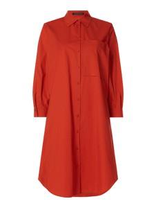 Sukienka Luisa Cerano z bawełny mini koszulowa