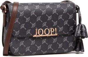 Czarna torebka Joop! w młodzieżowym stylu średnia