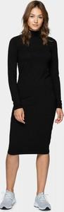 Sukienka Outhorn z dżerseju w stylu casual