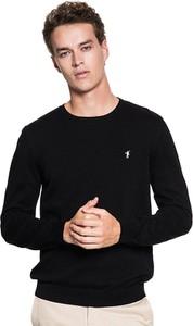 Sweter Polo Club z bawełny