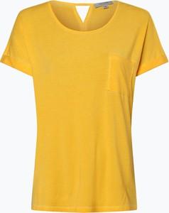 T-shirt comma, z okrągłym dekoltem w stylu casual z krótkim rękawem