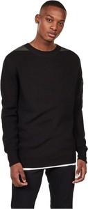 Czarny sweter G-star z wełny