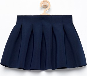 Granatowa spódniczka dziewczęca Reserved