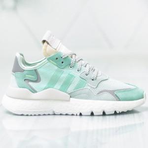 adidas buty damskie miętowe