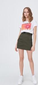 Zielona spódnica Sinsay