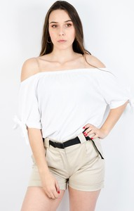 Bluzka Olika z krótkim rękawem