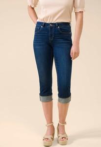 Niebieskie jeansy ORSAY