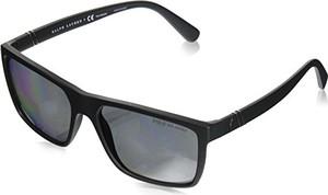 Polo Ralph Lauren okulary przeciwsłoneczne 0ph4133 528481 męskie, czarne (black/polargrey), 59