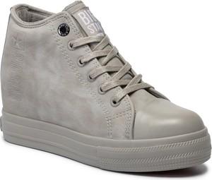 Sneakersy Big Star sznurowane