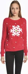 Sweter Gate w bożonarodzeniowy wzór