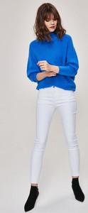 Jeansy FEMESTAGE Eva Minge z jeansu w street stylu