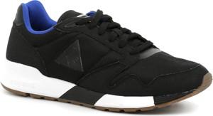 Czarne buty sportowe Le Coq Sportif