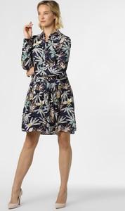 Sukienka comma, z długim rękawem
