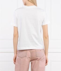 Bluzka Calvin Klein z krótkim rękawem