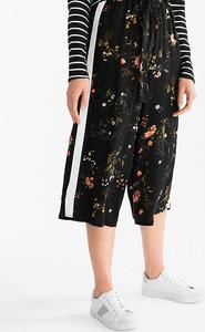Czarne spodnie CLOCKHOUSE w stylu casual