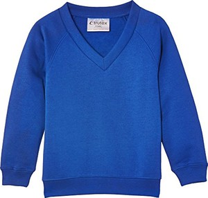 Niebieska bluza dziecięca amazon.de