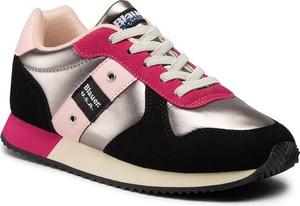 Buty sportowe dziecięce Blauer Usa dla dziewczynek