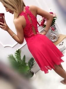 Sukienka Pretty Women z bawełny bez rękawów